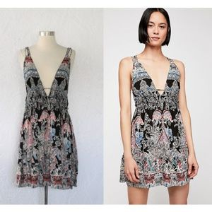NWT Free People Intimately Me to You Mini Dress